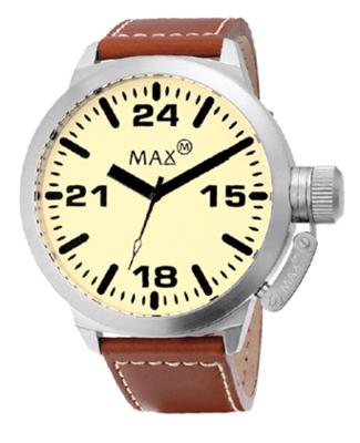 MAX Classic Brown 42mm horloge