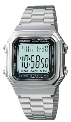 Casio W-178WA-1ADF horloge