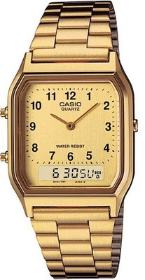 Casio AQ-230GA-9B horloge