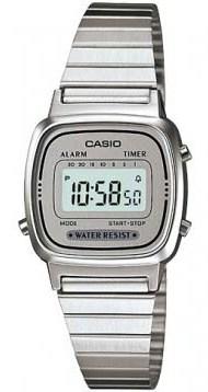 Casio LA-670WA-7 horloge