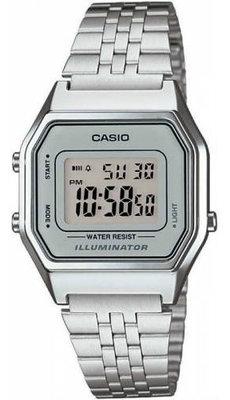 Casio LA-680WA-7 horloge