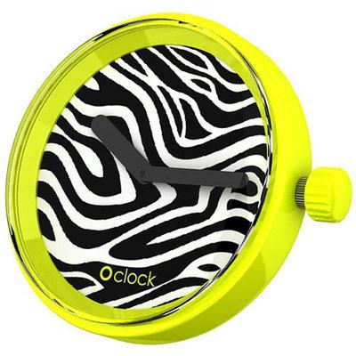 O clock klokje Safari Zebra