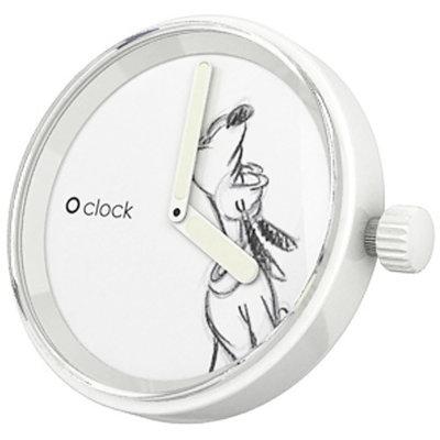 O clock klokje disney pluto