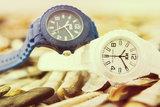 afbeelding van VEER Milky Sunday horloge sfeer