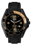 AND Evolution Wet Rubber Date Black Rose S_