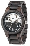 WeWOOD Oblivio Black White horloge