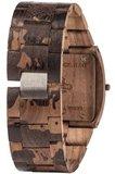 WeWOOD Jupiter Nature Camo Nut horloge