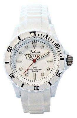 Colori Watch Classic White