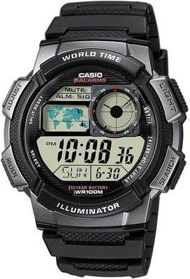 Casio AE-1000W-1AV horloge