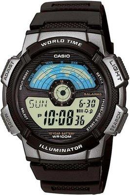 Casio AE-1100W-1AV horloge