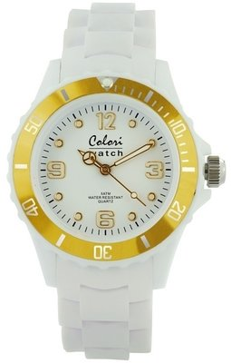 Colori Watch Classic Chic Gold