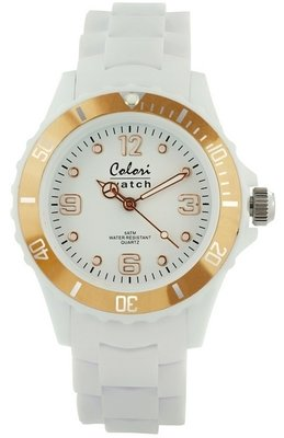 Colori Watch Classic Chic Rosé