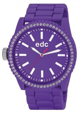 EDC Stone Starlet Crazy Purple