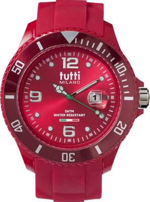 Tutti Milano Pigmento Dark Red 48mm