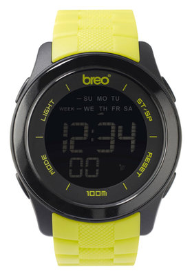Breo Orb Lime/Black