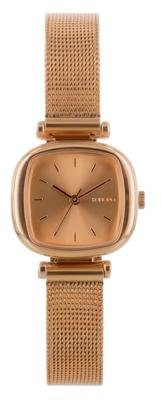 Komono Moneypenny Royale Rose Gold horloge