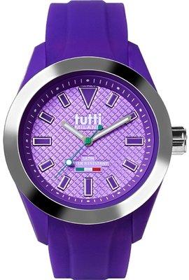 Tutti Milano Fiore Purple/Steel
