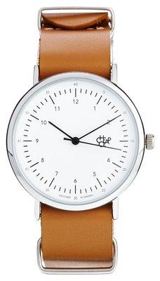 CHPO Harold Brown horloge
