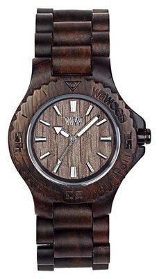 WeWOOD Date Chocolate horloge