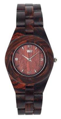 WeWOOD Odyssey Brown horloge