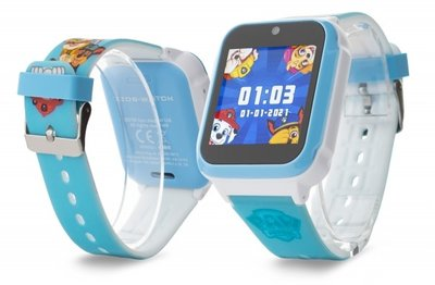 Paw Patrol smartwatch kinderhorloge blauw