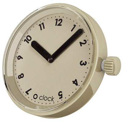 O clock klokje Numbers dove