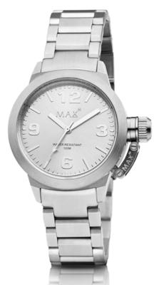 MAX Artisan Base Silver horloge