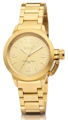 MAX Artisan Base Gold horloge