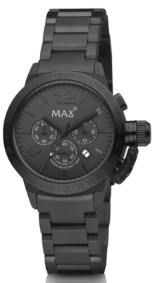 MAX Artisan Chrono Black horloge