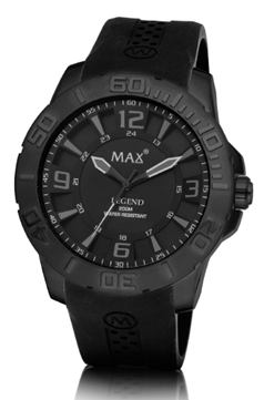 MAX Legend Black horloge