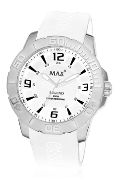 MAX Legend White horloge