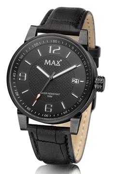 MAX Gentleman Black horloge