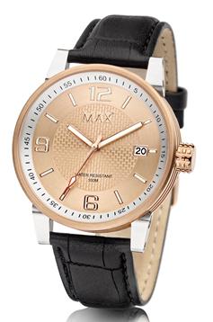 MAX Gentleman Gold horloge