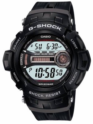 Casio G-Shock GD-200-1ER horloge