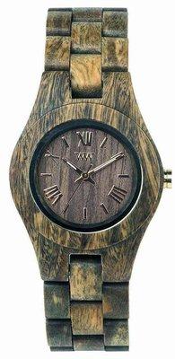WeWOOD Criss Army horloge