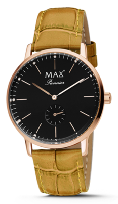 MAX Pionnier Moss horloge