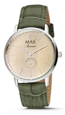 MAX Pionnier Green horloge