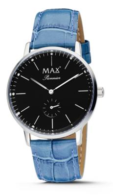 MAX Pionnier Blue horloge