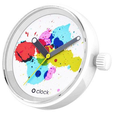 O clock klokje Splash Two