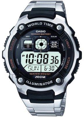 Casio AE-2000WD-1AVDF horloge