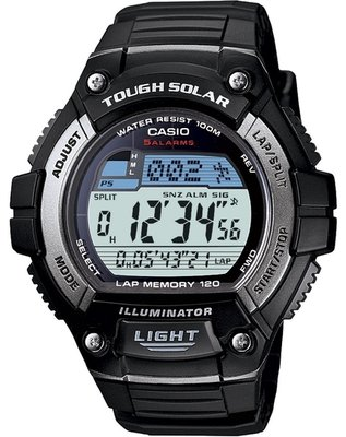 Casio W-S220-1AVDF horloge
