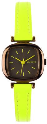 Komono Moneypenny Dayglow Yellow