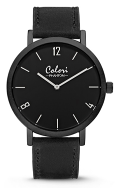 Colori Watch Phantom Full Black horloge