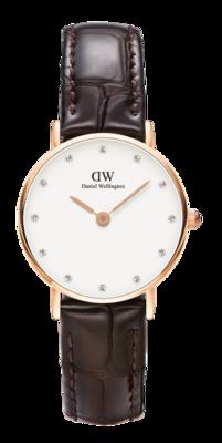 Daniel Wellington Classy York Gold 26 mm horloge