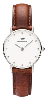 Daniel Wellington Classy St Mawes Silver 26 mm horloge