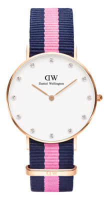 Daniel Wellington Classy Winchester Gold 34 mm horloge