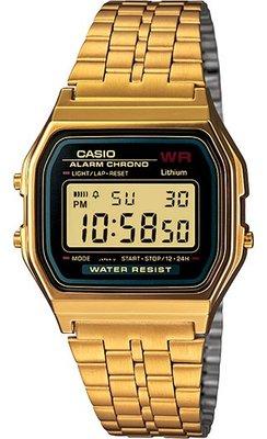 Casio A159WG-1 horloge