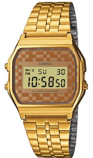 Casio A159WG-9 horloge