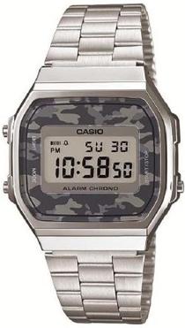 Casio A168WEC-1 horloge