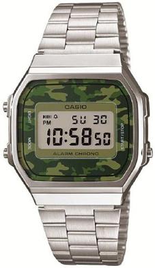 Casio A168WEC-3 horloge